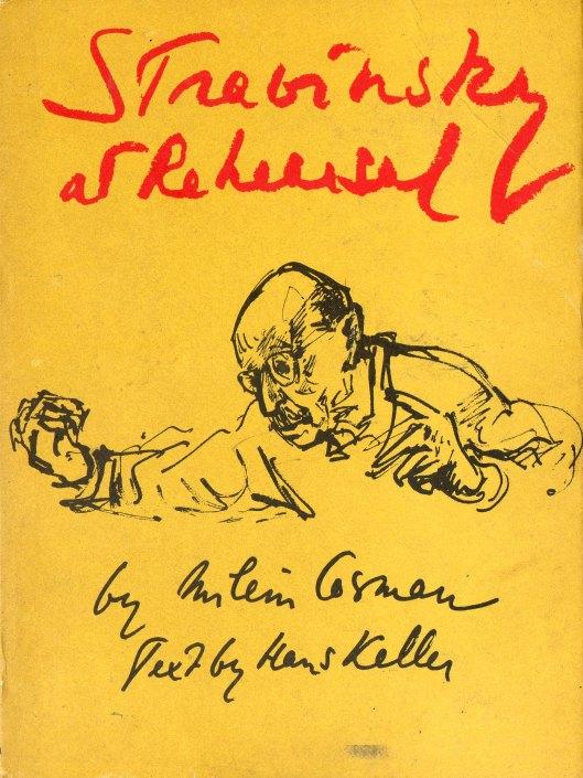StravinskyAtRehearsal_MileinCosman_Cover1962Med