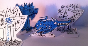 Doodlescape_Beast_Chris_Glynn_March_2014