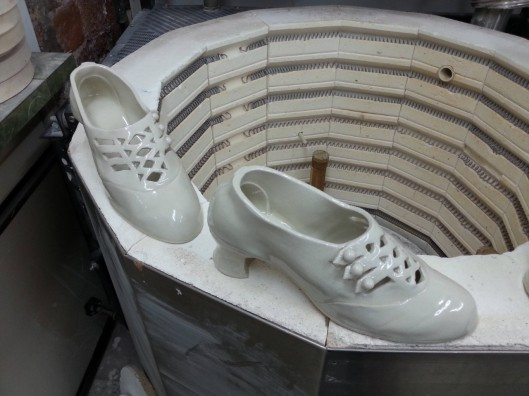 Lady Rhondda shoes ned glazed